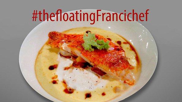 Francesca Marsetti #thefloatingFrancichef